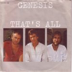 Genesis - That's all