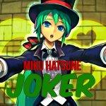 Miku Hatsune - Joker