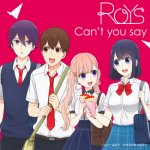 Roys - Can't you say (TV)