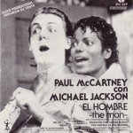 Paul McCartney & Michael Jackson - The man